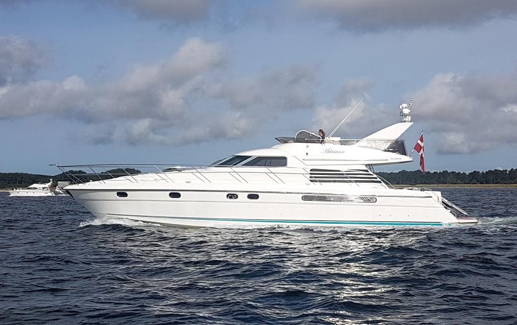 Nogle banker har specialiseret sig i at yde lån målrettet personer, der ønsker at købe en båd. Nykredit og Middelfart Sparekasse kan nævnes. Foto: Troels Lykke