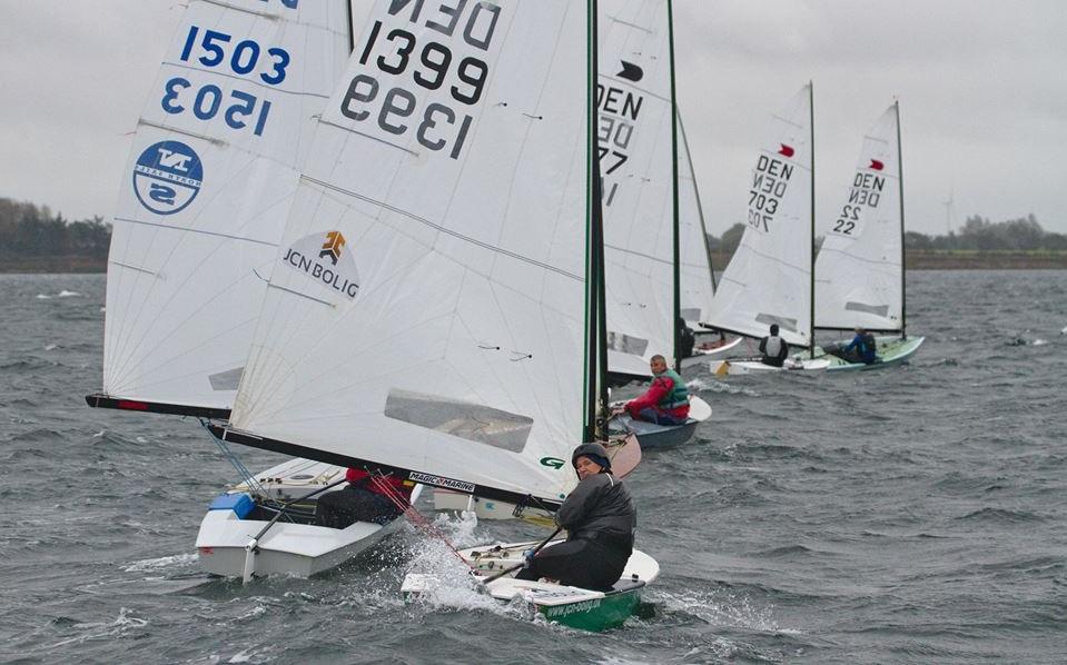 Årets rangliste viser at 28 sejlere er fra Fyn, 32 fra Jylland og 54 sejlere fra Sjælland. Foto: Anders Lund