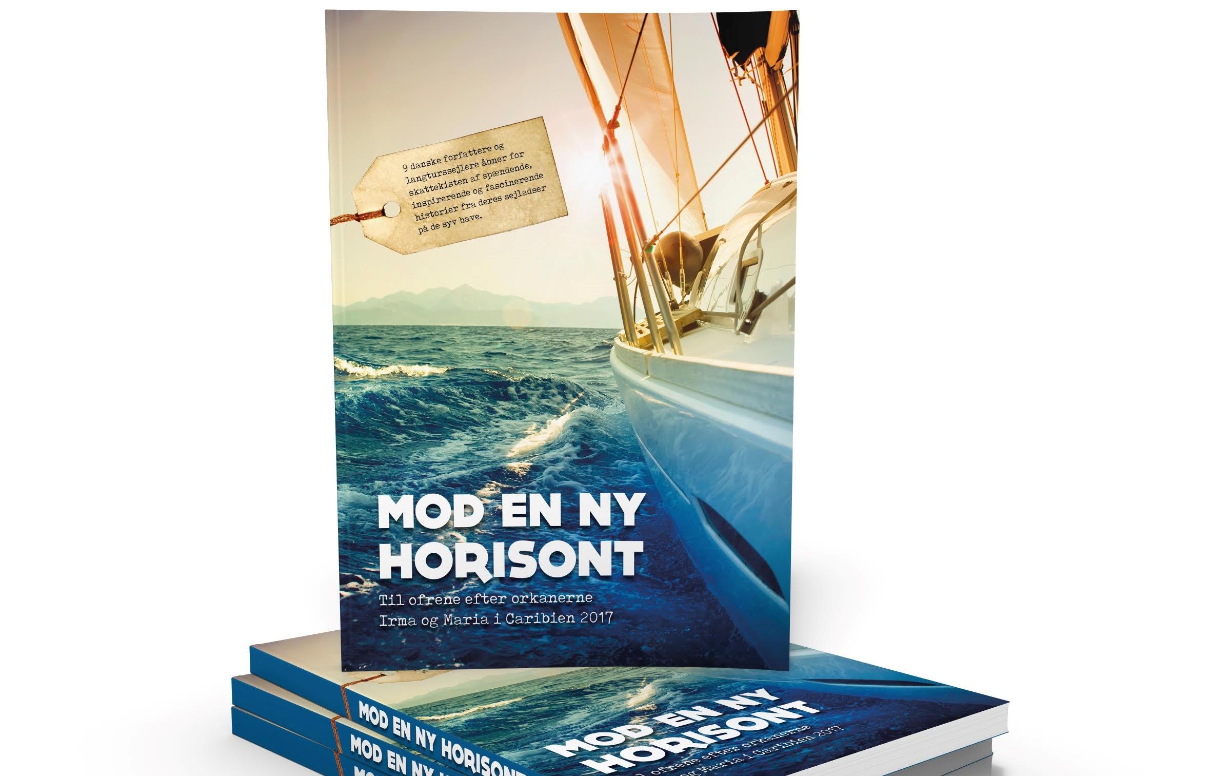 I 'Mod en ny horisont' åbner en række danske forfattere og langturssejlere for skattekisten af spændende, inspirerende og fascinerende historier fra de syv have.