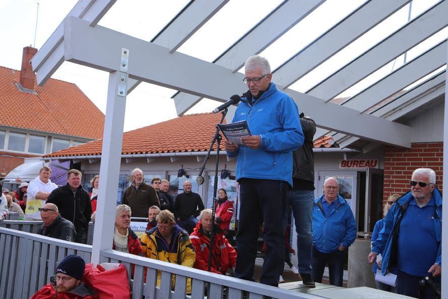 Leder af Palby Fyn Cup, Poul Erik Nielsen, kan glæde sig over, at deltagerantallet sidste år steg til knap 400. Foto: Troels Lykke