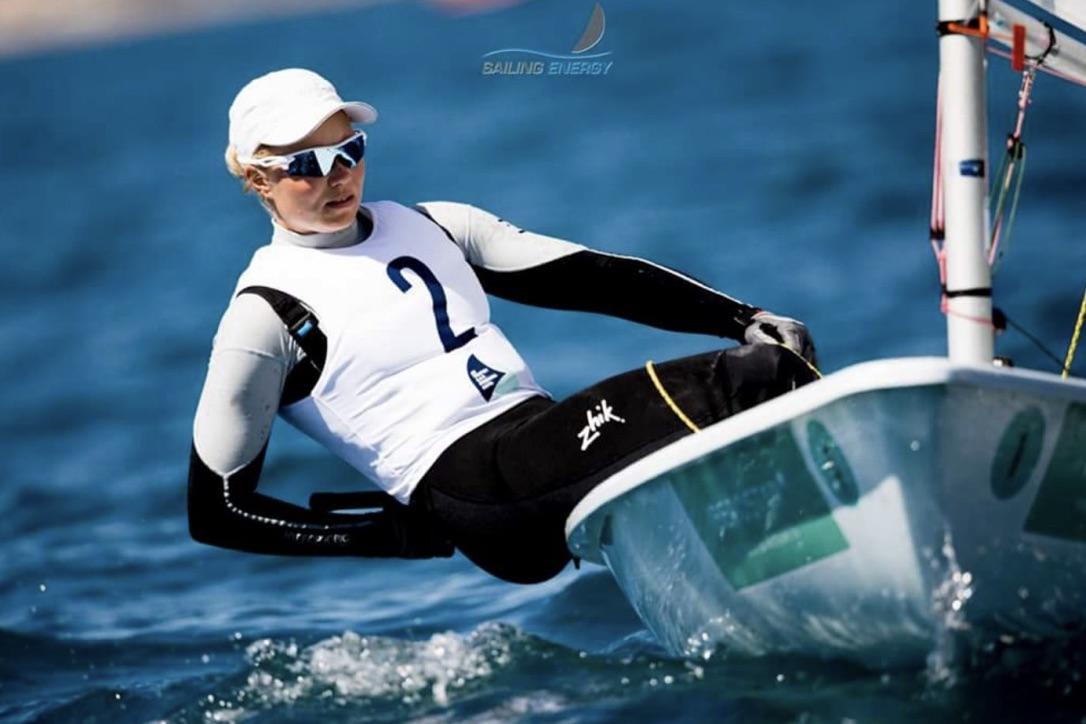 Anne-Marie Rindom har vundet verdensmesterskabet én gang i 2015. Foto: Sailing Energy