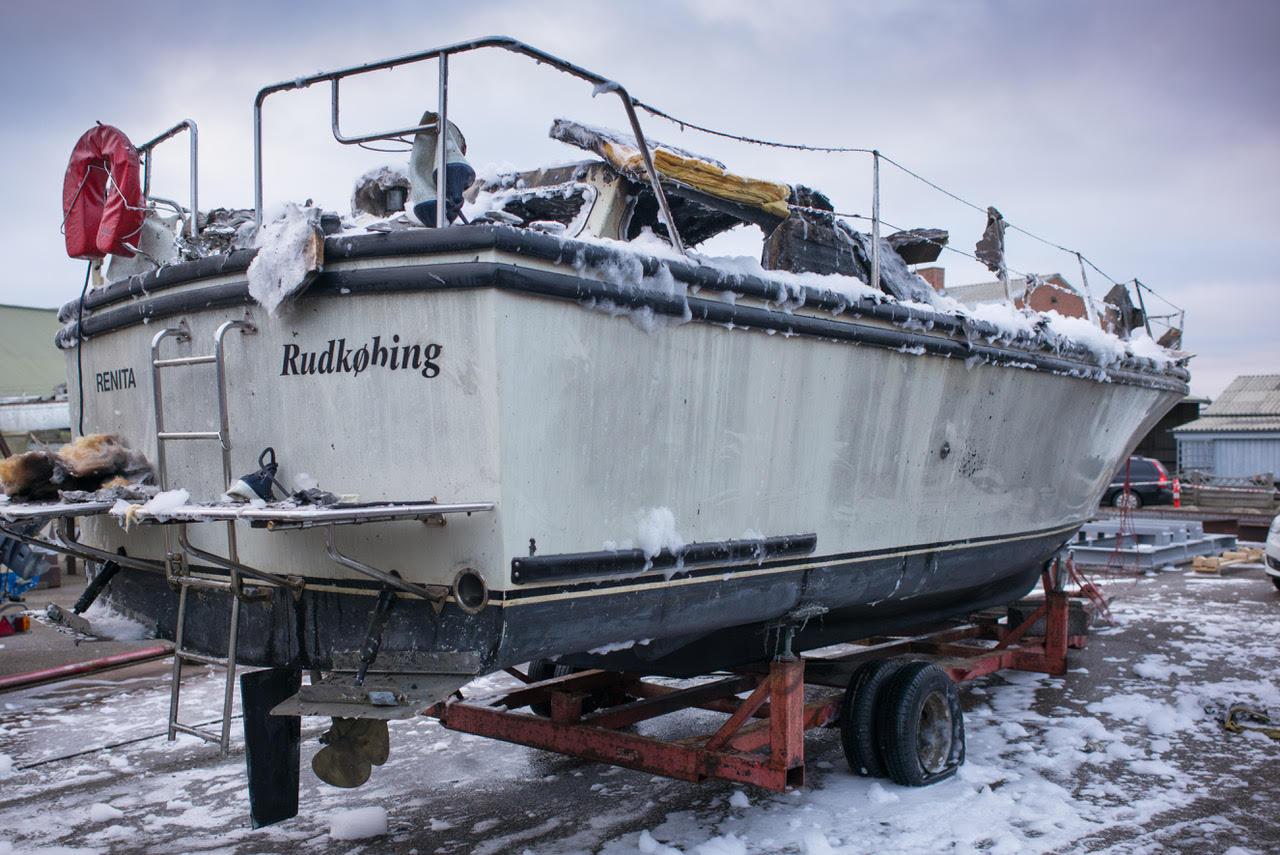 I 2013 blev afgiften på kaskoforsikringen forhøjet med 34 %, hvilket fik flere sejlere til at nedskrive bådens værdi. Forståeligt, men det kan dog senere få konsekvenser, hvis uheldet rammer. Foto: Søren Stidsholt Nielsen, Søsiden, Fyns Amts Avis