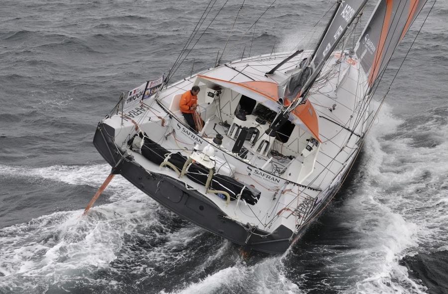 Safran, der var tippet til top 3-resultat, er nu i havn og færdig i sejladsen.