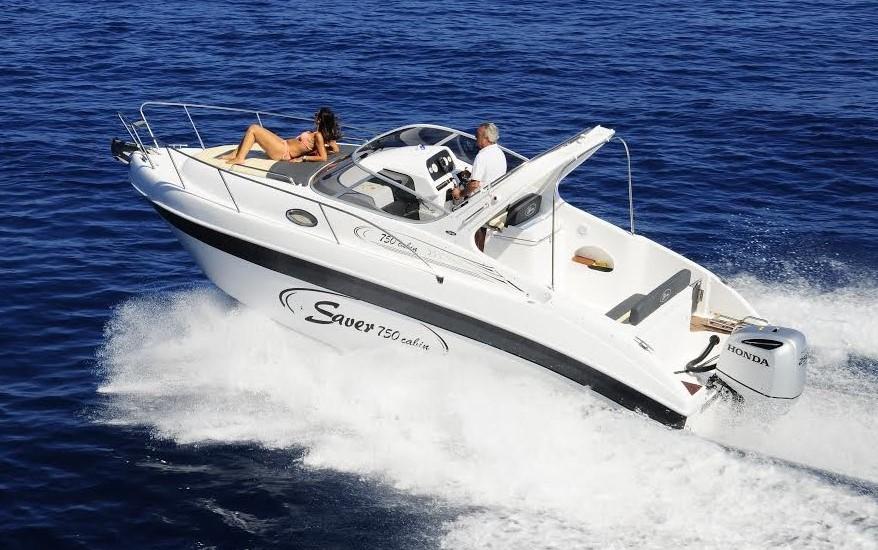 499.800 kroner bliver prisen på den nye 750 Cabin Sport. PR-foto