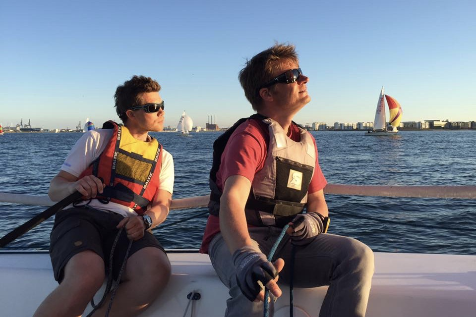 Indkøbet af en ny J/70 i 2016 skal blandt andet sørge for det, at der i sejlklubben er mulighed for træning i både sportsbåd og den mere klassiske Spækhugger. Foto: K.A.S.