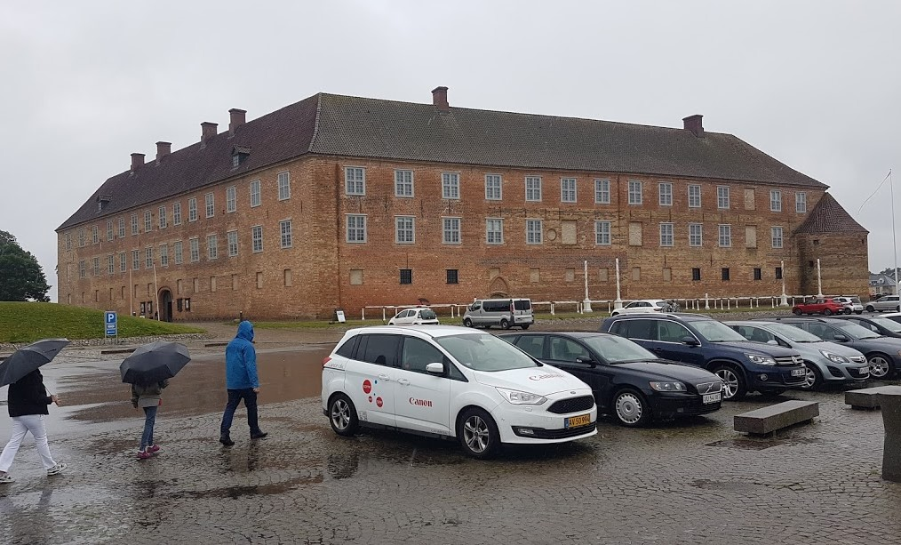 VM bliver officielt åbnet på Sønderborg Slot kl. 18.00 i riddersalen. Foto: Troels Lykke