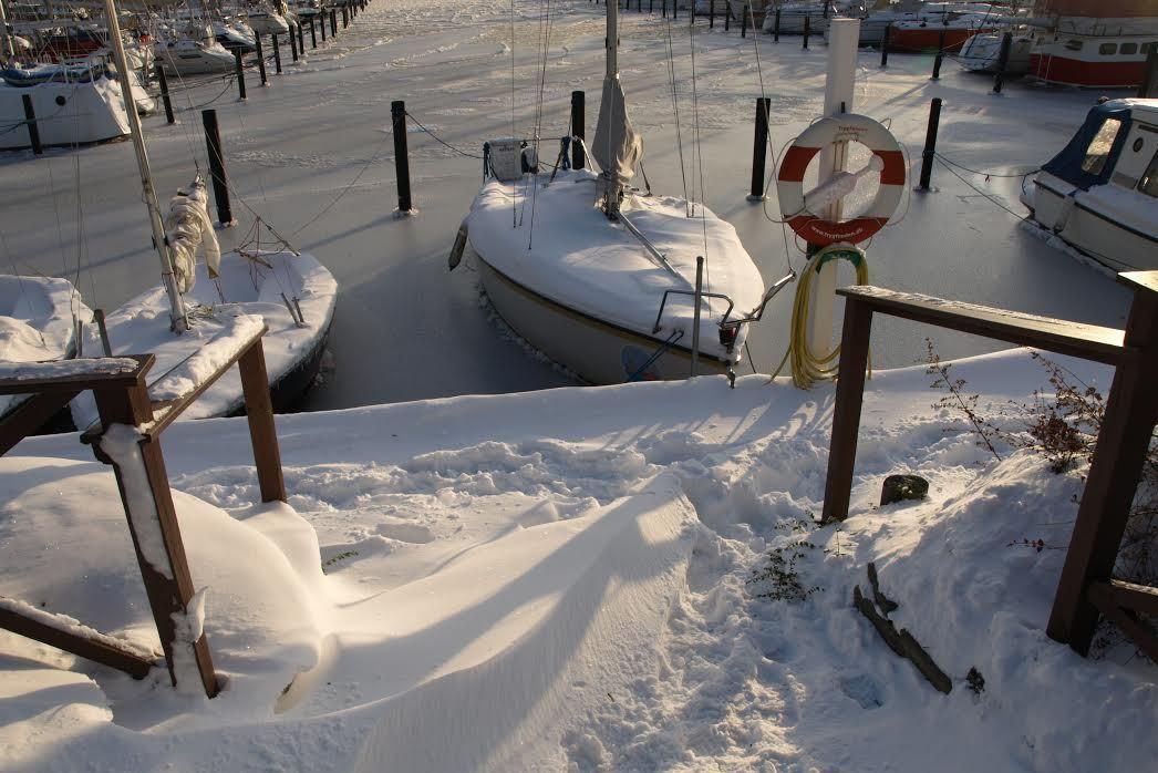 Vejret bliver næppe som i 2010, hvor man måtte opgive sejladsen. Foto: Rahlf Nielsen
