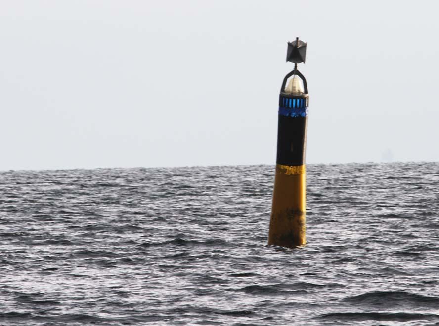 Vi har igennem de senere år oplevet, at flere og flere sømærker og småfyr er blevet inddraget eller nedlagt, skriver Rønnow. Foto: Troels Lykke