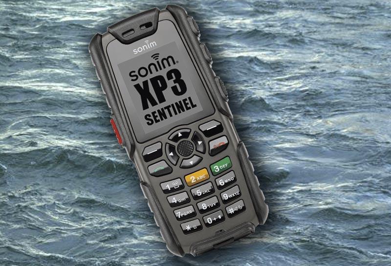 Telefonen kan også registrere fald fra stor højde, og kontakte en alarmcentral. Foto: Sonimtech.com