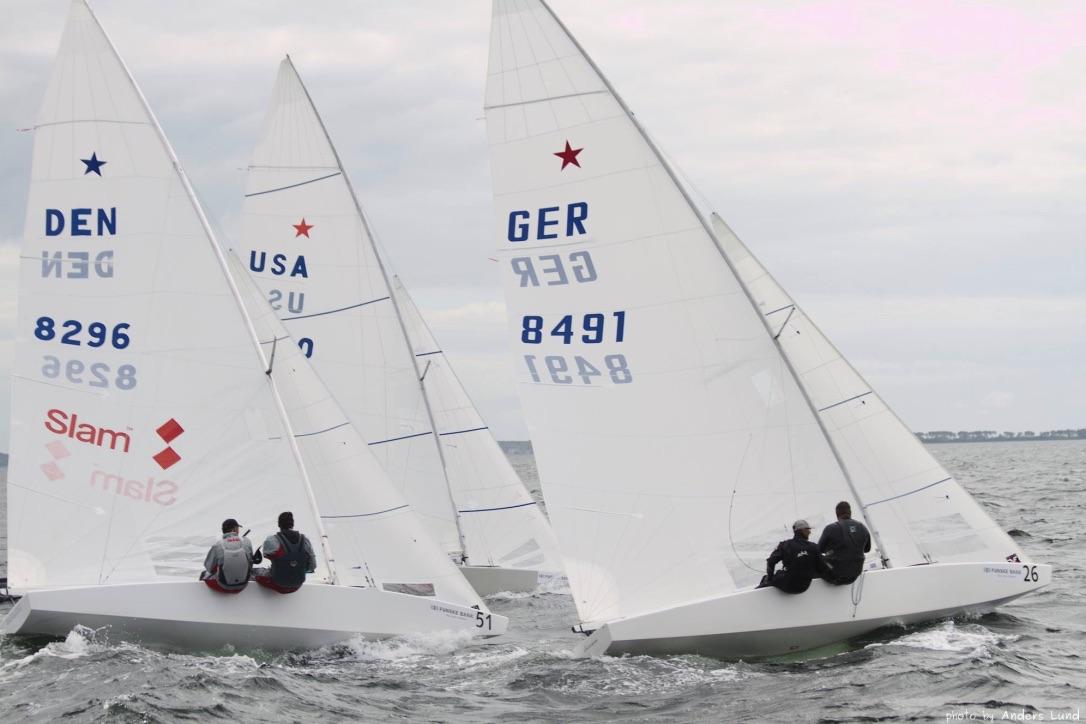 Starbåden var på OL-programmet fra 1923 til 2012. Foto: Anders Lund