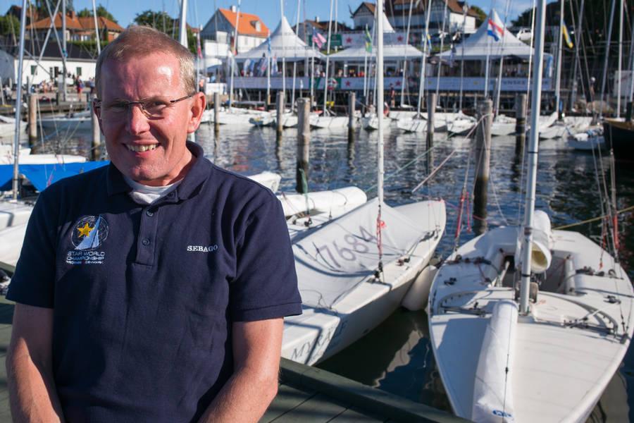 Thomas Jørgensen har deltaget i tre olympiske lege som baneleder. Han skal være baneleder-chef ved VM i Aarhus i 2018. Foto: Søren Stidsholt Nielsen, Fyns Amts Avis