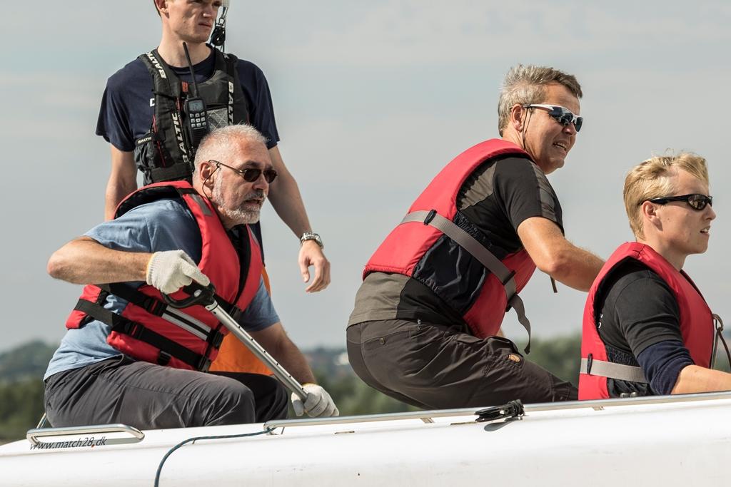 DKsejlsport og Match Racing Denmark tilbyder events over hele landet. Foto: DKsejlsport.