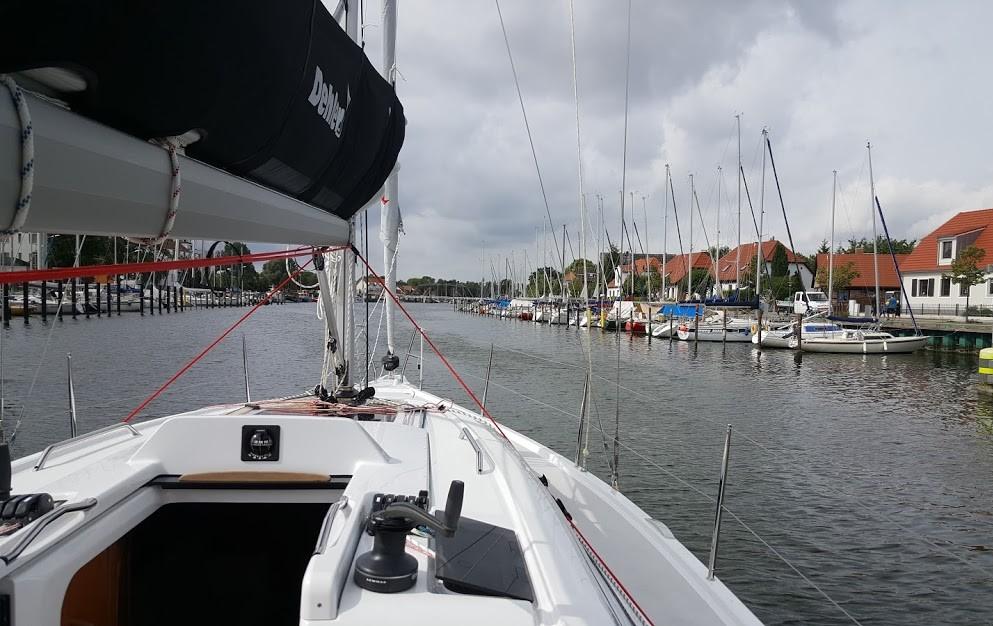 Forsikringsafgiften på lystfartøjer har nu nået et niveau, hvor det for mange bådejere kan betale sig at sejle båden ud af landet og få den opbevaret i eksempelvis Sverige eller Tyskland. Foto: Troels Lykke