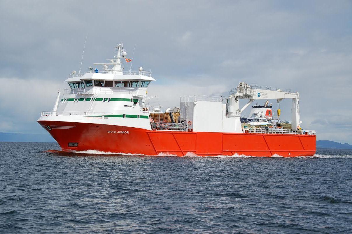 Firmaet Univar satser nu stærkt på marineprodukter. Foto: PR-Foto