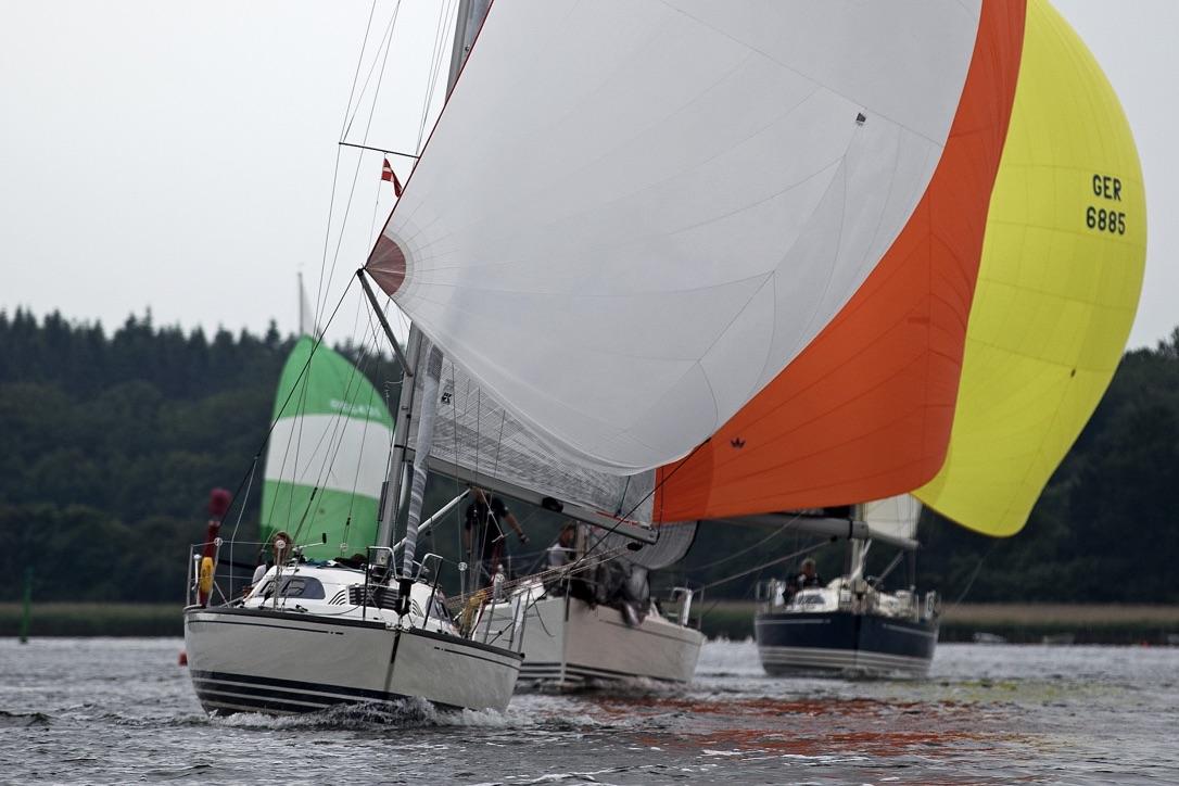 Selvom Vegvisir Race i 2018 blot sejles for anden gang, har flere sejlere allerede taget sejladsen til sig. Foto: Vegvisir Race