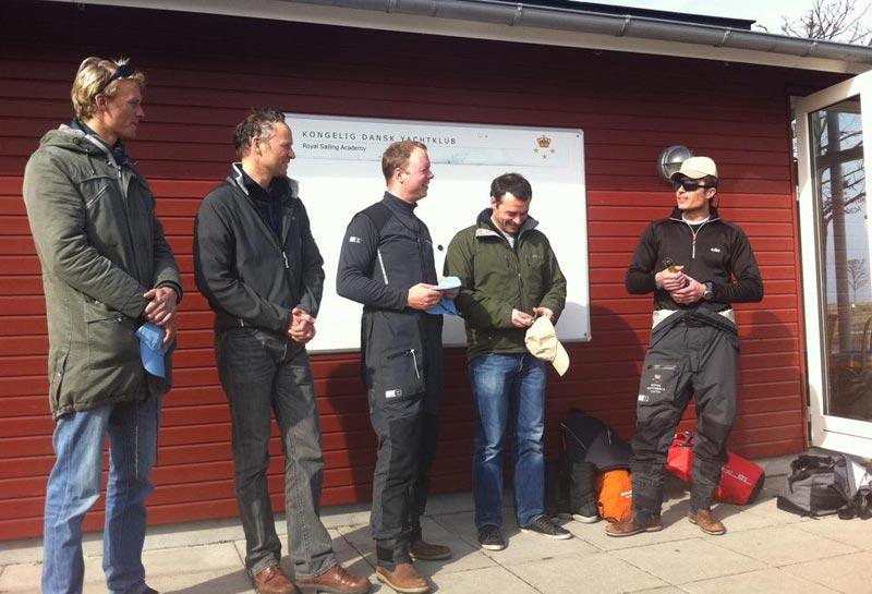 Viltoft og gaster blev suveræne vindere til grade 4 stævnet i Skovshoved. Foto: KDY