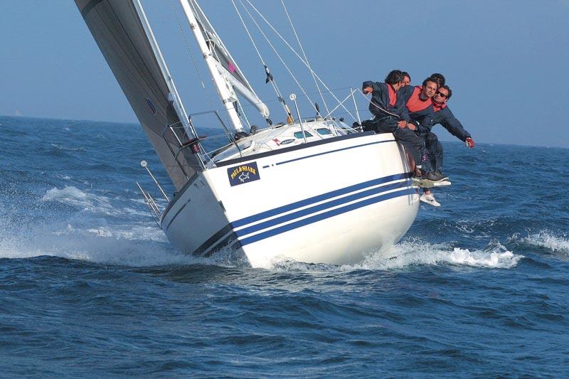 Gert Daugaard håber, der kommer rigtig mange til den stiftende generalforsamling i maj. foto: x-yachts.com