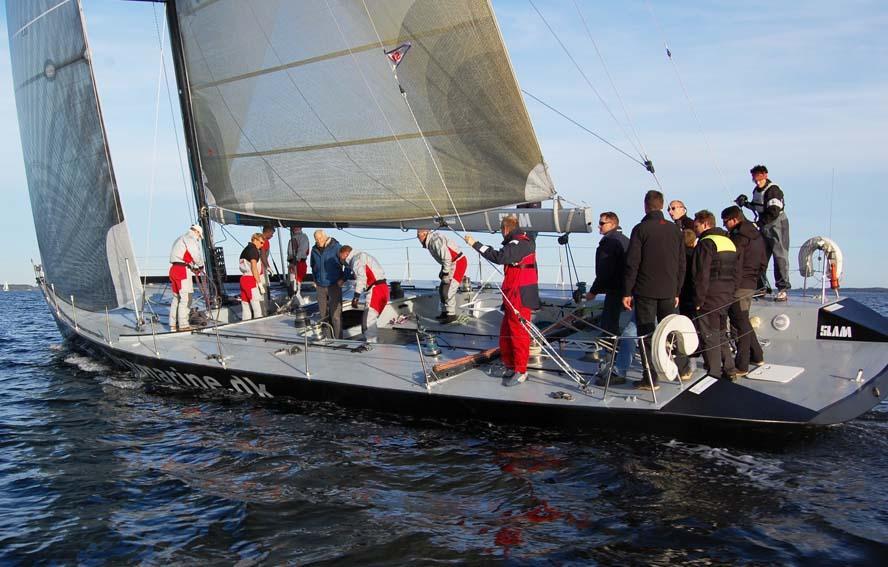 X-ONE kan man i år møde til Fyn Cup og Big Boat i Kerteminde. Foto: Rasmus Antoft