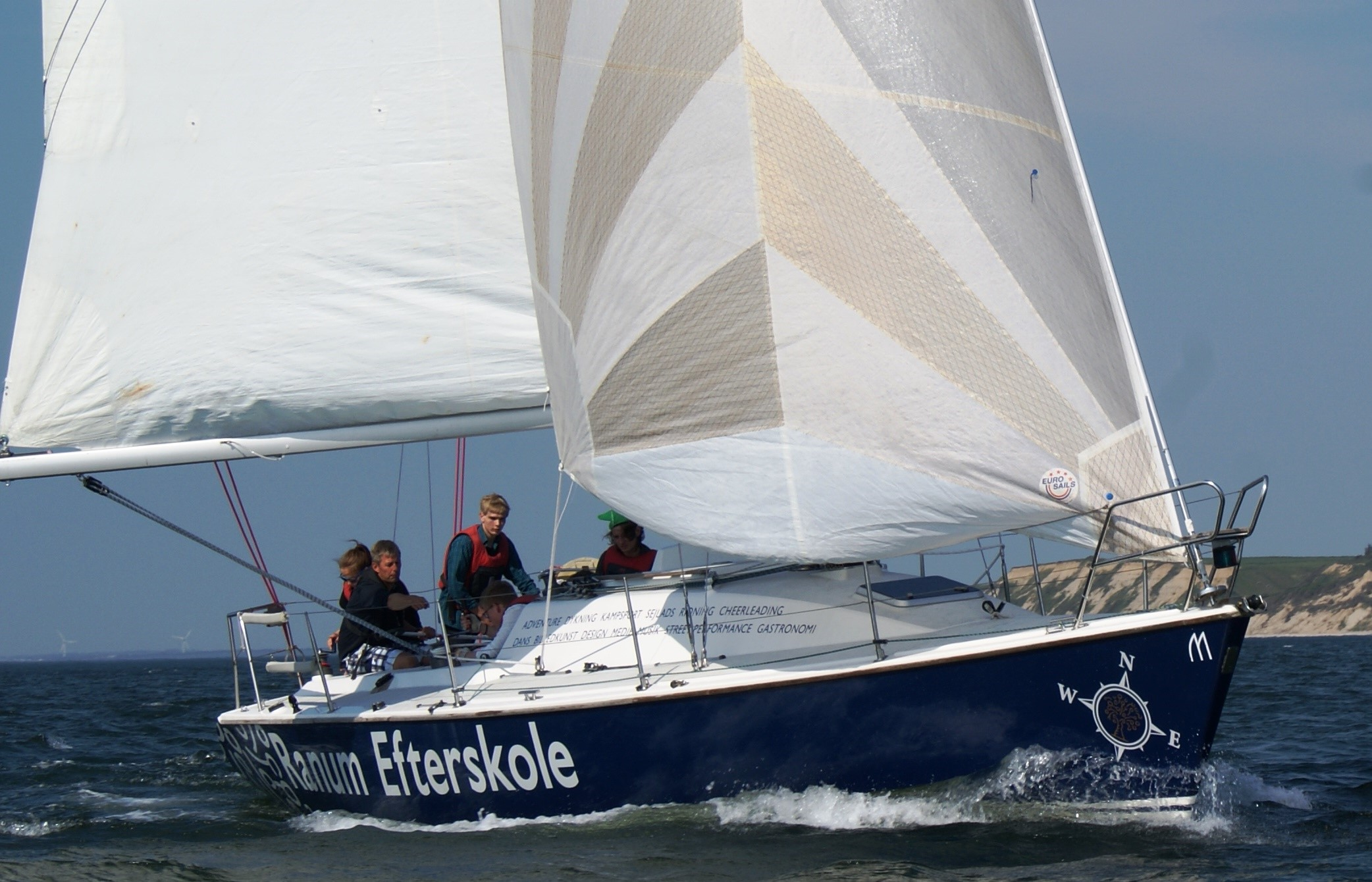 Gratis Adgang For Unge Pa Boat Show Nar Fem Efterskoler