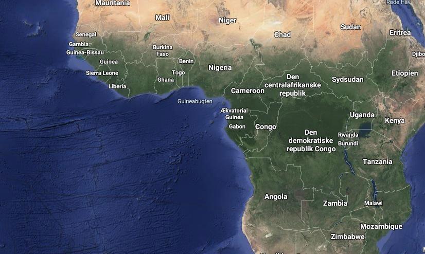 Volden Fra Pirater Eskalerer Ud For Vestafrika Minbaad Dk