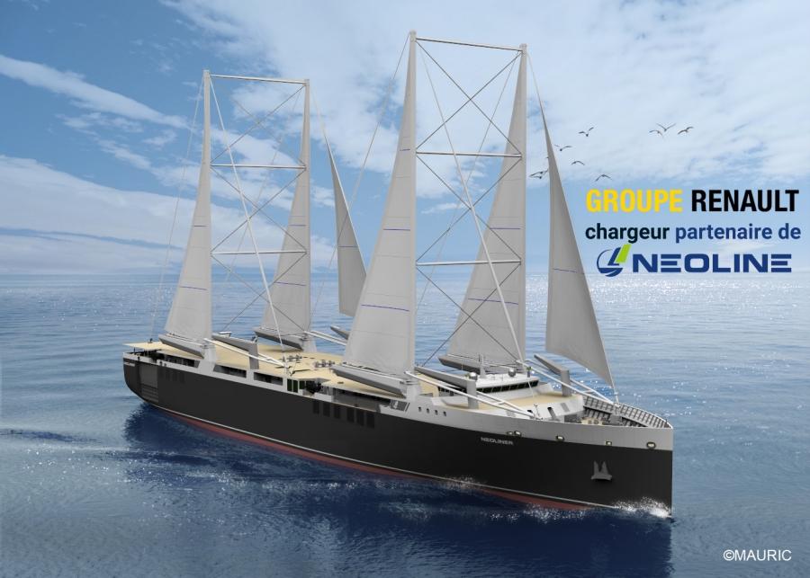 4.200 kvm sejl på fragtskibe skal reducere co2-udslip